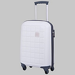 Tripp - Holiday 4 4-Wheel Cabin Suitcase White