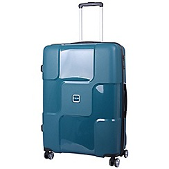 Tripp - World 4 -Wheel Large Suitcase Aqua