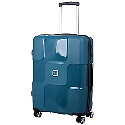 Tripp - World 4-Wheel Medium Suitcase Aqua