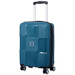 Tripp - World 4-Wheel Cabin Suitcase Aqua