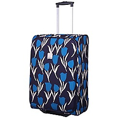 Tripp - Express Tulip Medium 2-Wheel suitcase Navy/Teal