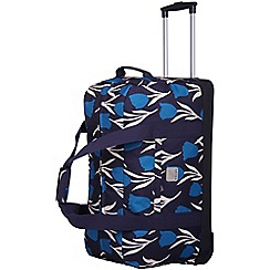 Tripp - Express Tulip Large Wheel Duffle Navy/Teal