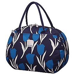 Tripp - Express Tulip Holdall Navy/Teal