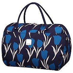 Tripp - Express Tulip Large Holdall  Navy/Teal