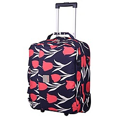 Tripp - Express Tulip Cabin Duffle Navy/coral
