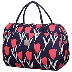 Tripp - Express Tulip Large Holdall Navy/Coral