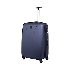 Tripp - Lite 4-Wheel Medium Suitcase Midnight