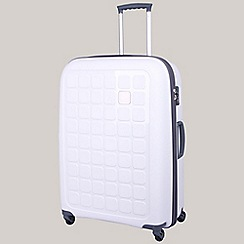 Tripp - Holiday 5 Large 4-Wheel Suitcase White