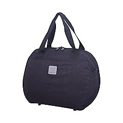 Tripp - Black 'Holiday Bags' holdall