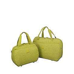 Tripp - Holiday bags Lime