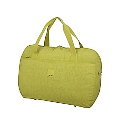 Tripp - Holiday  Large Holdall Lime