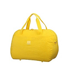Tripp - Holiday  Large Holdall Lemon