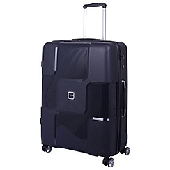Tripp - World  Large 4-Wheel Suitcase Navy