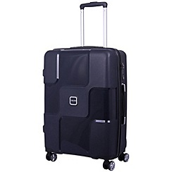Tripp - World Medium 4-Wheel Suitcase Navy