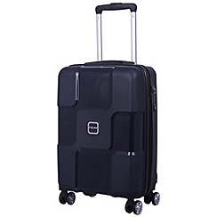 Tripp - World Cabin 4-Wheel Suitcase Navy