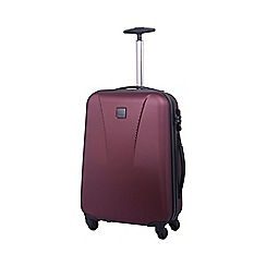 Tripp - Lite 4-Wheel Cabin Suitcase  Crimson