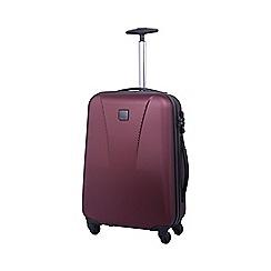 Tripp - Lite 4-Wheel Cabin Suitcase  Crimson