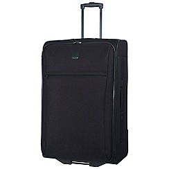 Tripp - Glide Lite III  2-Wheel Large Suitcase Black