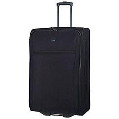 Tripp - Glide Lite III  2-Wheel Large Suitcase Black