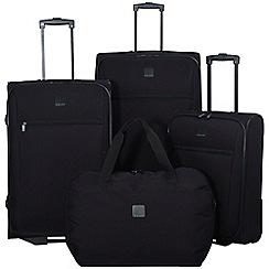 Tripp - Glide Lite III luggage range  Black