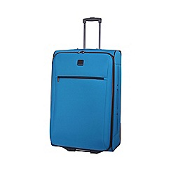 Tripp - Glide Lite III 2-Wheel Large Suitcase Turquoise