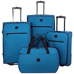 Tripp - Glide Lite III luggage range Turquoise