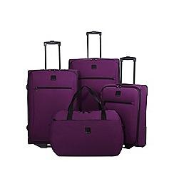 Tripp - Glide Lite III luggage range  Mulberry