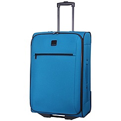 Tripp - Glide Lite III 2-Wheel Medium Suitcase Turquoise