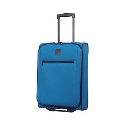 Tripp Glide Lite III 2-Wheel Cabin Suitcase Turquoise