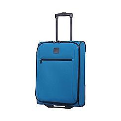 Tripp - Glide Lite III 2-Wheel Cabin Suitcase Turquoise