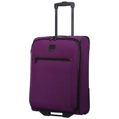 Tripp Glide Lite III 2-Wheel Cabin Suitcase Mulberry