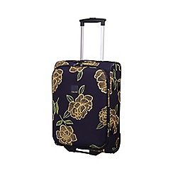 Tripp - Express Bloom 2-Wheel Cabin Navy/Yellow