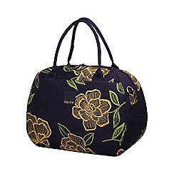 Tripp - Express Bloom Holdall Navy/Yellow
