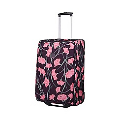 Tripp - Express Poppy 2-Wheel Medium Suitcase Grape/Pink