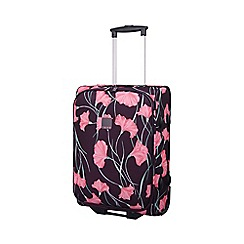 Tripp - Express Poppy 2-Wheel Cabin Suitcase Grape/Pink
