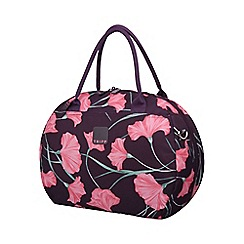 Tripp - Express Poppy Holdall Grape/Pink