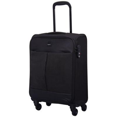 Tripp Style Lite Cabin 4-Wheel Suitcase Black/Black