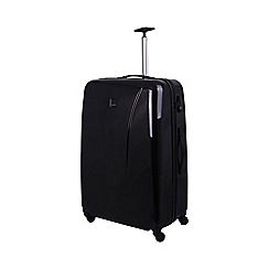Tripp - Chic Large 4-Wheel Suitcase Black Gloss