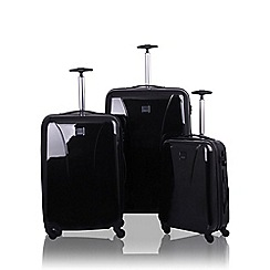 Tripp - Chic luggage range Black Gloss