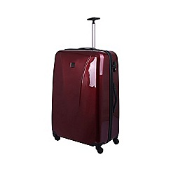 Tripp - Chic Large 4-Wheel Suitcase Crimson Gloss