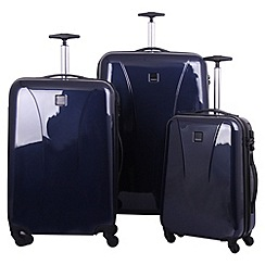 Tripp - Chic luggage range Midnight Gloss