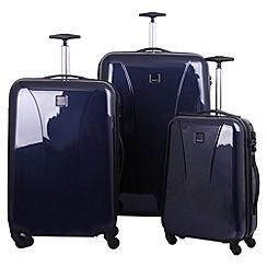 Tripp - Chic luggage range Midnight Gloss