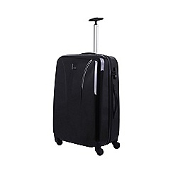 Tripp - Chic Medium 4-Wheel Suitcase Black Gloss