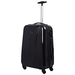 Tripp - Chic Cabin 4-Wheel Suitcase Black Gloss