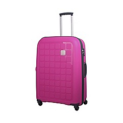 Tripp - Holiday 5 4-Wheel  Large Suitcase Magenta