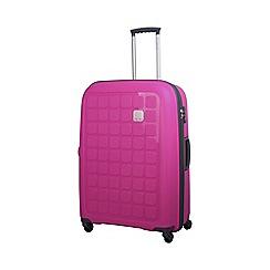 Tripp - Magenta 'Holiday 5' large 4 wheel suitcase