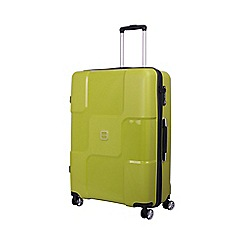 Tripp - World 4-Wheel large suitcase Chartreuse