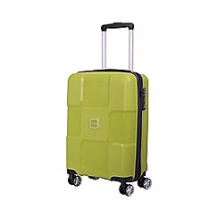 Tripp - World 4-Wheel Cabin Suitcase Chartreuse