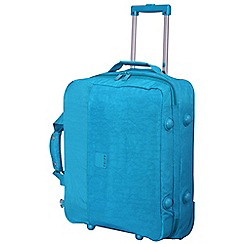 Tripp - ultramarine 'Holiday Bags' 2 wheel cabin duffle