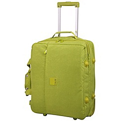 Tripp - Holiday Cabin Duffle Lime